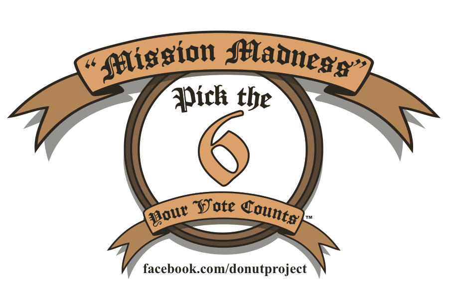 Mission Madness - Simple Logo